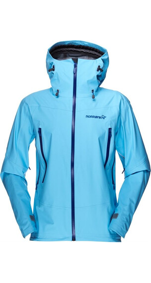 Norrøna W's Falketind Gore-Tex Jacket Ice Blue (2270)